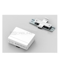 FTTH Indoor IP20 Connectionbox 4 ports for Wall-DI
