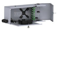 FTTH Wall mount distribution box for 48 cores- 48