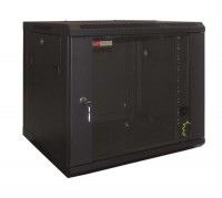 "Wall Mount Rack 19"" RWB Series 9U WxDxH- 600x500x5"