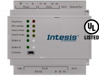 Samsung NASA VRF systems to Modbus TCP-RTU Interfa