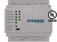 Hitachi VRF systems to KNX Interface - 16 units