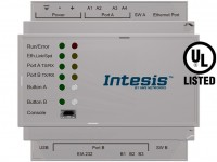 Hitachi VRF systems to Modbus TCP-RTU Interface -