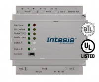 KNX TP to BACnet IP  and MS-TP Server Gateway - 30
