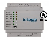KNX TP to ASCII IP  and Serial Server Gateway - 60