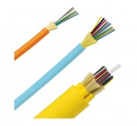50um OM3 12 Fibre Indoor Distribution- EuroClass D