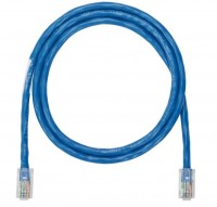 NK Patch Cord in Rame- Category 5e- Blue UTP Cable