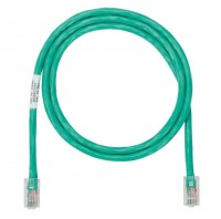 NK Patch Cord in Rame- Category 5e- Green UTP Cabl