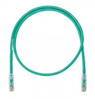 NK Patch Cord in Rame- Category 6- Green UTP Cable