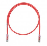 NK Patch Cord in Rame- Category 6- Red UTP Cable-
