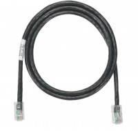 NK Patch Cord in Rame- Category 5e- Black UTP Cabl