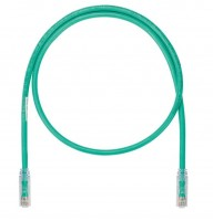 Patch Cord in Rame- Cat 6A SD- Green UTP Cable- 2m