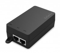 PoE adapter 1 port GbE 110-240VAC-in 802.af-at- 54