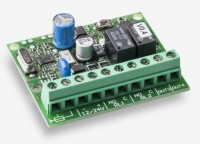Ricevitore VELA RX a 4 canali 433.92 MHz rolling-c
