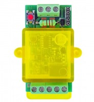 radioricevitore 1ch multifrequency in box yellow