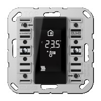 Modulo controller ambientale RCD compact KNX 4 can