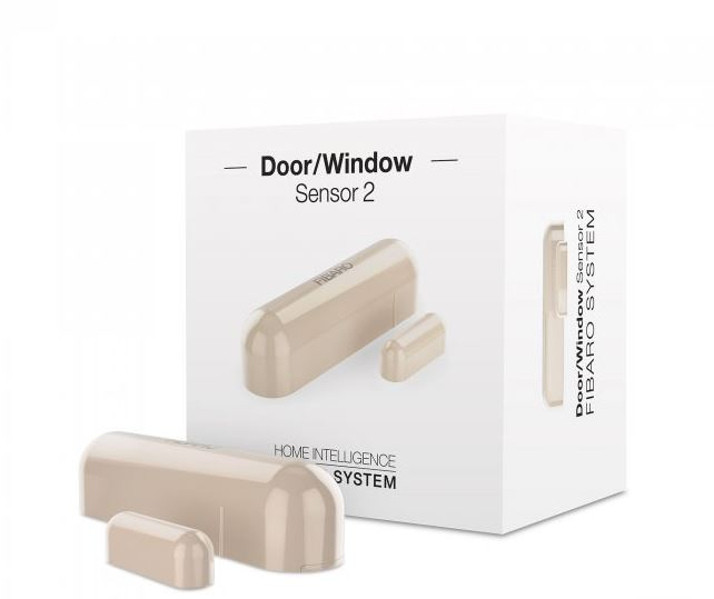 Fibaro Door/Window Sensor beige