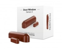Fibaro Door/Window Sensor brown
