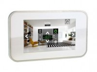 Touch panel KNX 7 pollici completo di Miniserver -
