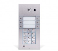 2N IP Vario 3x2 button + keypad + cam.