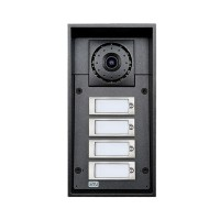 2N IP Force - 4 button & camera & 10W speaker
