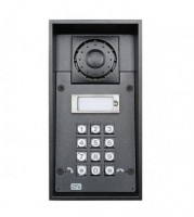 2N IP Force - 1 button & camera & keypad & 10W spe