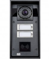 2N IP Force - 2 buttons & HD camera (card reader r