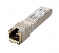 SFP+ 10GBASE-T COPPER TRANSCEIVER
