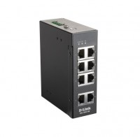 8 PORT UNMANAGED SWITCH WITH 8