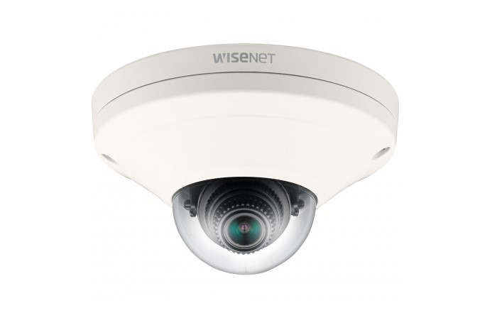 2MP Compact Vandal Dome with No-Mask Detection App