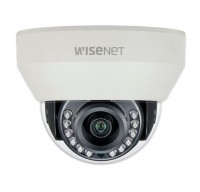 Dome 4MP 4MP Wisenet HD+ Indoor Dome Wisenet HD+
